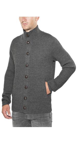 Bergans Ulriken Jacket Men Dark Grey Melange